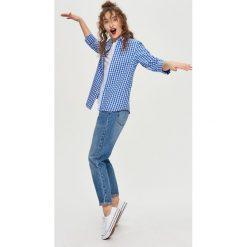 Koszula w kratę - Niebieski. Koszule damskie marki SOLOGNAC. W wyprzedaży za 29.99 zł.