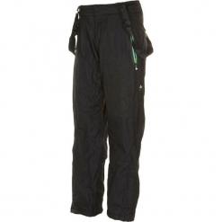 Spodnie narciarskie w kolorze czarnym. Spodnie snowboardowe męskie marki WED'ZE. W wyprzedaży za 159.95 zł.