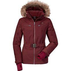 """Kurtka narciarska """"Strasbourg"""" w kolorze brązowoczerwonym. Kurtki damskie marki WED'ZE. W wyprzedaży za 1,120.95 zł."""