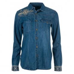 Desigual Koszula Damska Exotic Classic L Niebieski. Niebieskie koszule damskie Desigual. Za 399.00 zł.