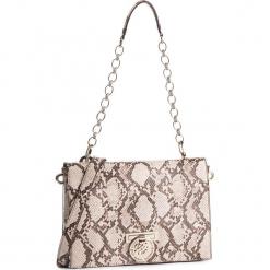 Torebka GUESS - HWPG7 177200 NPY. Brązowe torebki do ręki damskie Guess, z aplikacjami, ze skóry ekologicznej. Za 679.00 zł.