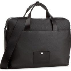 Torba na laptopa PORSCHE DESIGN - Voyager 2.0 4090002587 Black 900. Czarne torby na laptopa damskie Porsche Design, ze skóry. Za 2,749.00 zł.