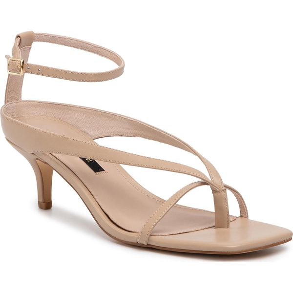 Sandały GINO ROSSI 119AL4717 Beige