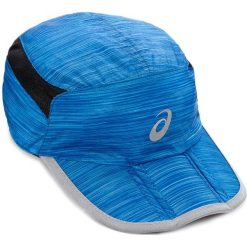 Czapka męska ASICS - Running Cap 114690 8060 56CM Niebieski. Niebieskie czapki i kapelusze męskie Asics. Za 89.00 zł.