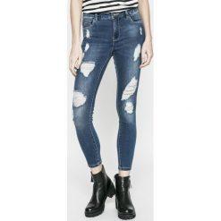 Only - Jeansy CARMEN. Niebieskie jeansy damskie Only. W wyprzedaży za 89.90 zł.