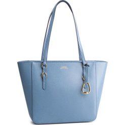 Torebka LAUREN RALPH LAUREN - Bennington 431687508014 Blue. Niebieskie torebki do ręki damskie Lauren Ralph Lauren, ze skóry. Za 999.00 zł.
