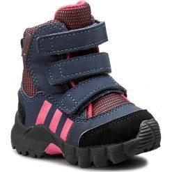 Śniegowce adidas - Cw Holtanna Snow Cf I BB1402 Bahpnk/Bahpnk/Conavy. Buty zimowe dziewczęce Adidas, z materiału. W wyprzedaży za 159.00 zł.