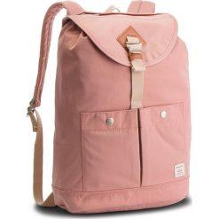 Plecak DOUGHNUT - D111-0090-F Montana Rose. Czerwone plecaki damskie Doughnut, z materiału. Za 299.00 zł.
