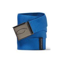 Oakley Pasek Ellipse Web Belt Ozone. Niebieskie paski damskie Oakley, w paski, sportowe. W wyprzedaży za 99.00 zł.