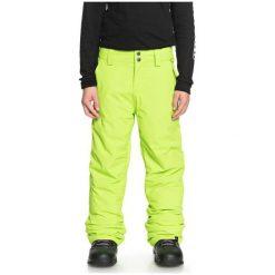 Quiksilver Chłopięce Spodnie Estate Pt B 158/164 Zielony. Spodnie sportowe dla chłopców marki Reserved. Za 395.00 zł.