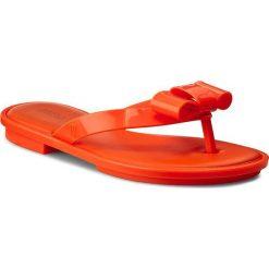 Japonki MELISSA - Gueixa Flat Ad 31858 Neon Orange 06716. Brązowe klapki damskie Melissa, z tworzywa sztucznego. W wyprzedaży za 189.00 zł.