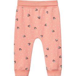 """Spodnie """"Minnie"""" w kolorze jasnoróżowym. Spodenki niemowlęce marki name it girls. W wyprzedaży za 42.95 zł."""
