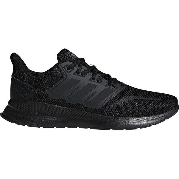 Adidas buty damskie RunfalconCblackCblackCblack 37,3