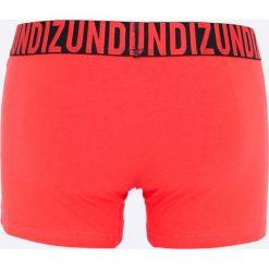 Undiz - Bokserki Oreliz. Czerwone bokserki męskie Undiz, z bawełny. W wyprzedaży za 39.90 zł.