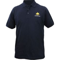 Caseking Koszulka Polo Navy L  (GWPO-025G-L). Niebieskie t-shirty i topy dla dziewczynek Caseking. Za 102.96 zł.
