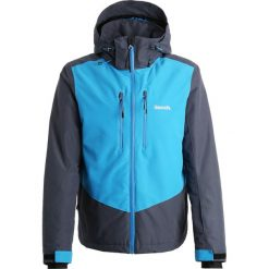 Bench Kurtka snowboardowa dark navy blue. Kurtki snowboardowe męskie Bench, z materiału. W wyprzedaży za 683.10 zł.