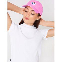 Sweet SKTBS Czapka z daszkiem Sweet Pepsi Gone Logo - Pink. Różowe czapki i kapelusze damskie Sweet SKTBS. W wyprzedaży za 40.38 zł.