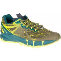 Merrell Buty Agility Peak Flex Dark Olive 9 (43,5). Zielone buty sportowe męskie Merrell. W wyprzedaży za 379.00 zł.