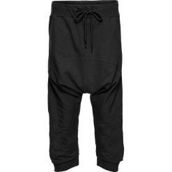 Spodnie sportowe haremki bonprix czarny. Spodnie dresowe damskie marki bonprix. Za 79.99 zł.