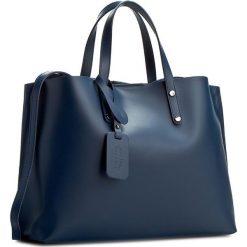 Torebka CREOLE - K10220 Granat. Niebieskie torby na ramię damskie Creole. W wyprzedaży za 259.00 zł.