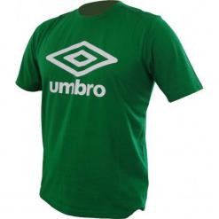 Umbro Koszulka Trng Fettes Emer/Whi S. Brązowe koszulki sportowe męskie Umbro. W wyprzedaży za 34.00 zł.