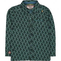 """Koszula """"Lost On You"""" w kolorze zielonym. Koszule dla chłopców marki bonprix. W wyprzedaży za 102.95 zł."""