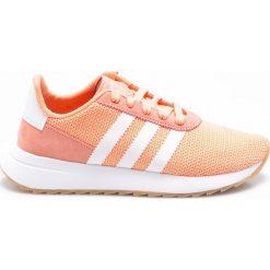 Adidas Originals - Buty FLB_ Runner. Szare obuwie sportowe damskie adidas Originals, z materiału. W wyprzedaży za 269.90 zł.