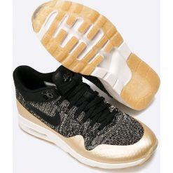 Nike Sportswear - Buty Air Max Ultra 2.0. Brązowe obuwie sportowe damskie Nike Sportswear, z materiału. W wyprzedaży za 379.90 zł.