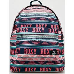 Roxy - Plecak. Szare plecaki damskie Roxy, z materiału. W wyprzedaży za 139.90 zł.