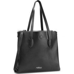 Torebka NOBO - NBAG-F0750-C020 Czarny. Czarne torebki do ręki damskie Nobo, ze skóry ekologicznej. W wyprzedaży za 159.00 zł.