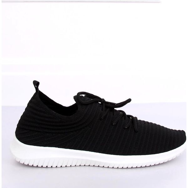 Buty sportowe czarne 7759 Y Black