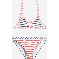 Pepe Jeans - Strój kąpielowy dziecięcy 116-176 cm. Bikini damskie marki bonprix. W wyprzedaży za 139.90 zł.