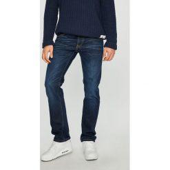 Mustang - Jeansy Michigan Straight. Niebieskie jeansy męskie Mustang. Za 269.90 zł.