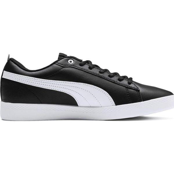 świetna jakość niezawodna jakość ujęcia stóp Czarne Buty Puma Smash Wns v2 L W 365208 02