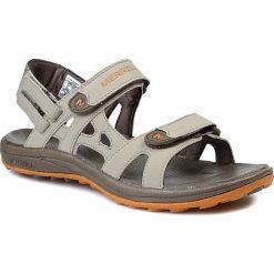 Sandały MERRELL - Cedrus Convertible J149842C Bungee/Marmalade. Brązowe sandały męskie Merrell, ze skóry ekologicznej. W wyprzedaży za 199.00 zł.