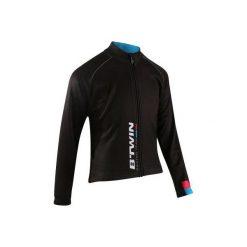 Bluza na rower 500. Czarne bluzy dla dziewczynek B'TWIN. Za 149.99 zł.