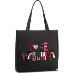 Torebka LOVE MOSCHINO - JC4292PP06KN100A  Nero. Czarne torebki do ręki damskie Love Moschino, ze skóry ekologicznej. Za 839.00 zł.