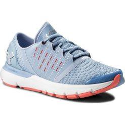 Buty UNDER ARMOUR - Ua W Speedform Europa 1285482-401 Blu. Niebieskie obuwie sportowe damskie Under Armour, z materiału. W wyprzedaży za 359.00 zł.