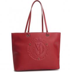Torebka VERSACE JEANS - E1VSBBX2 70828 500. Czerwone torebki do ręki damskie Versace Jeans, z jeansu. Za 549.00 zł.