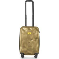 Walizka Bright kabinowa Gold. Szare walizki męskie Crash Baggage. Za 836.00 zł.