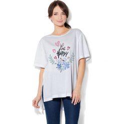 Colour Pleasure Koszulka CP-033  235 biała r. uniwersalny. T-shirty damskie Colour Pleasure. Za 76.57 zł.