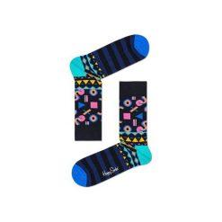 Skarpetki Happy Socks MIM01-9000. Brązowe skarpety męskie Happy Socks, z bawełny. Za 24.43 zł.
