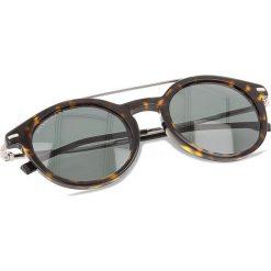 Okulary przeciwsłoneczne BOSS - 0929/S Dark Havana 086. Brązowe okulary przeciwsłoneczne damskie Boss. W wyprzedaży za 529.00 zł.