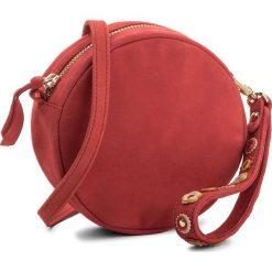 Torebka UNISA - Zbalder Pomelo. Czerwone torebki do ręki damskie Unisa, ze skóry. W wyprzedaży za 269.00 zł.