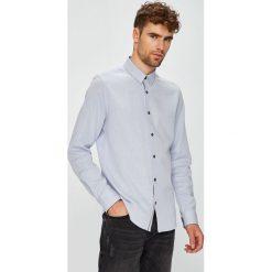 Medicine - Koszula Retro Racer. Szare koszule męskie MEDICINE, z bawełny, z klasycznym kołnierzykiem, z długim rękawem. W wyprzedaży za 79.90 zł.