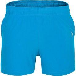 Spodenki treningowe męskie  SKMF601 - jasny niebieski - Outhorn. Spodnie sportowe męskie marki bonprix. W wyprzedaży za 49.99 zł.