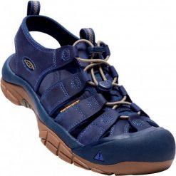 Keen Sandały Męskie Newport Evo M Yankee Blue/Dress Blues Us 9,5 (42,5 Eu). Niebieskie sandały męskie Keen. Za 336.00 zł.