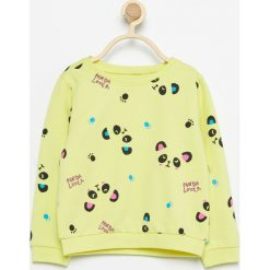 Bluza z nadrukiem - Żółty. Bluzy dla chłopców Reserved, z nadrukiem. Za 39.99 zł.