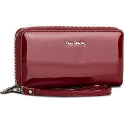Duży Portfel Damski PIERRE CARDIN - 05 LINE 119 Red 19261. Czerwone portfele damskie Pierre Cardin, z lakierowanej skóry. W wyprzedaży za 129.00 zł.