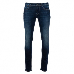 Pepe Jeans Jeansy Męskie Hatch 32/34, Ciemny Niebieski. Niebieskie jeansy męskie Pepe Jeans. Za 499.00 zł.